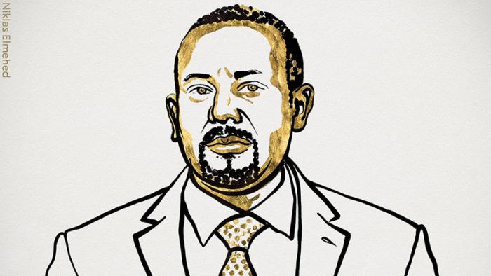 El primer ministro etíope, Abiy Ahmed Ali, gana el Nobel de la Paz