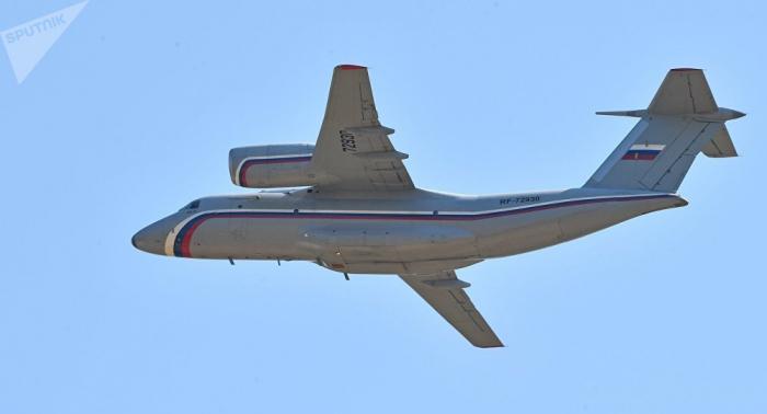 Cargo plane crashes in Congo, killing presidential staff on board