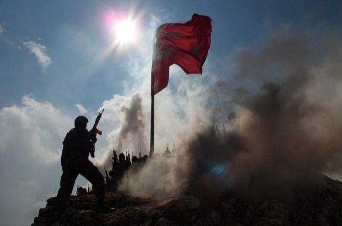 """""""Barış pınarı"""": 15 kənd terrorçulardan azad edilib"""