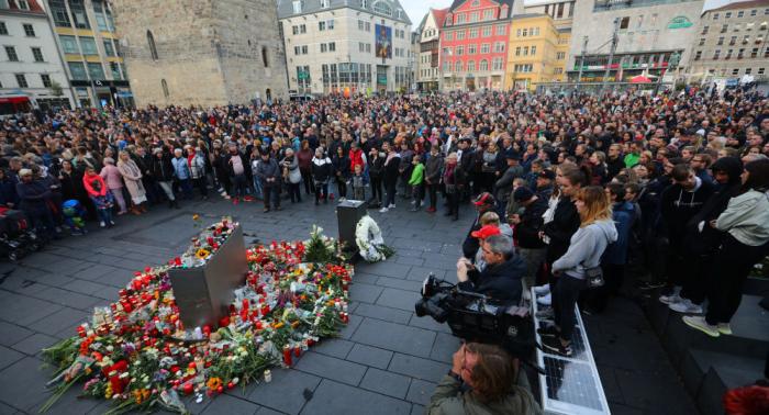 Halle-Attentäter hat Schießen bei Bundeswehr gelernt