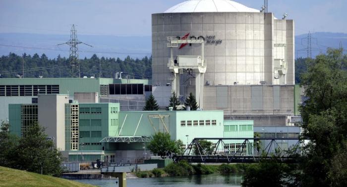 Berlin fordert Stilllegung von Atomkraftwerk in der Schweiz