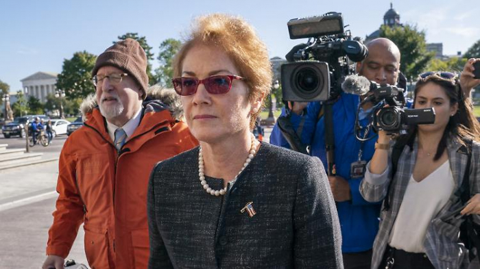 Ex-Botschafterin beschuldigt Trump