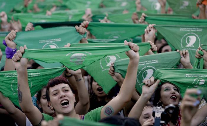 Argentina se prepara para el mayor encuentro feminista de su historia