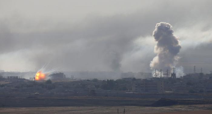 Turquía afirma que eliminó a 415 miembros de grupos armados en Siria