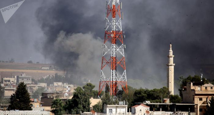 Turquía toma el control de la ciudad siria de Ras Ayn