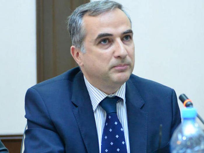 Armenia considers its history in isolation from regional, global processes: Farid Shafiyev