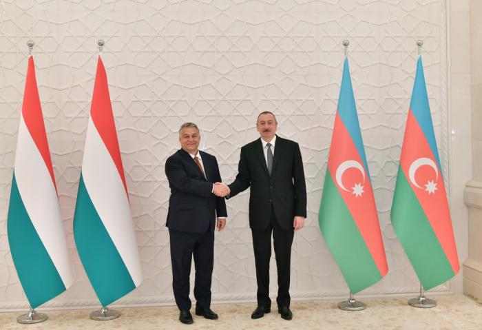 Le président azerbaïdjanais rencontre le Premier ministre hongrois