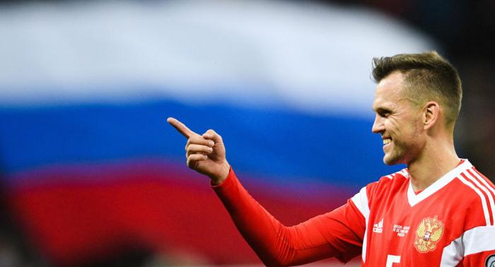 Fußball-EM 2020:   Russland nach überzeugendem Sieg als drittes Team qualifiziert