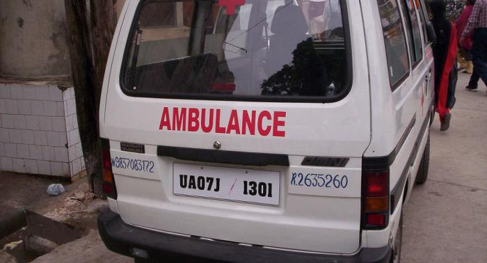 Una decena de muertos por derrumbe de un edificio del norte de la India