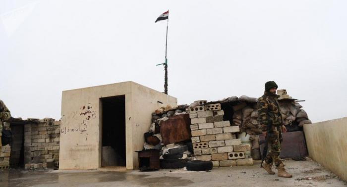El Ejército sirio entra en Manbij