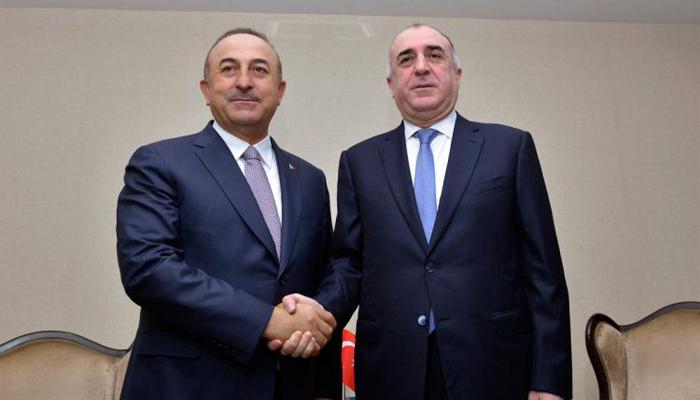 Turkey thanks Azerbaijan for its support to Operation Peace Spring
