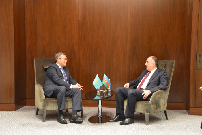Azerbaijan, Kazakhstan hail high-level development of bilateral ties