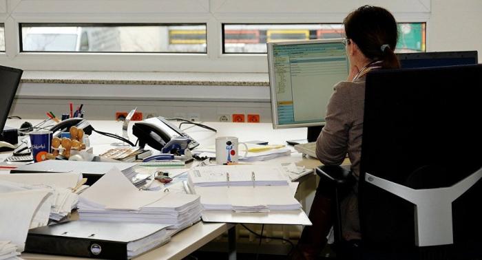 So gefährlich kann Büroarbeit sein – Forschungsinstitut nennt Folgen