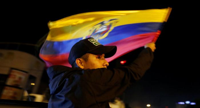 Triunfo total y festejo tras derogar el acuerdo con el FMI en Ecuador