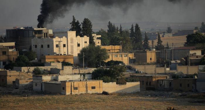Ankara  : la operación turca en Siria continuará hasta que logre sus objetivos