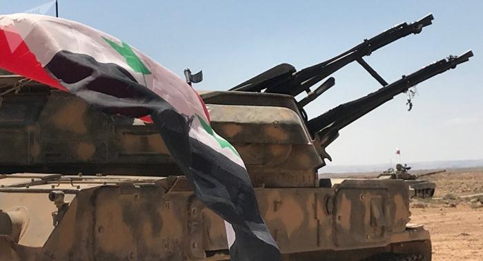 El Ejército sirio entra en la ciudad donde se encuentran familiares de los extremistas