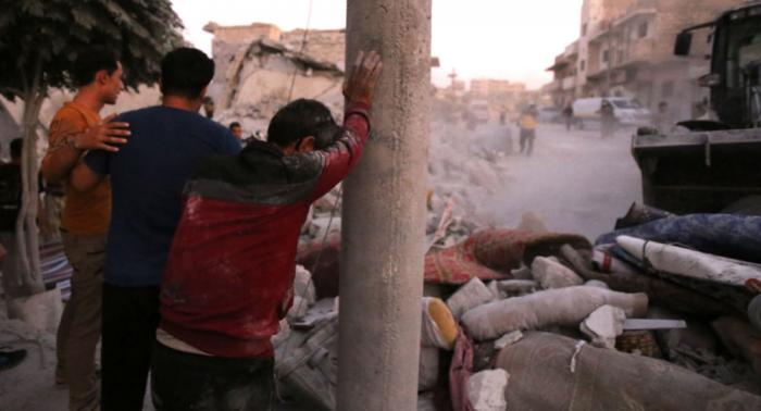 Moskau dementiert NYT-Bericht über Russlands Luftangriffe auf Krankenhäuser in Syrien