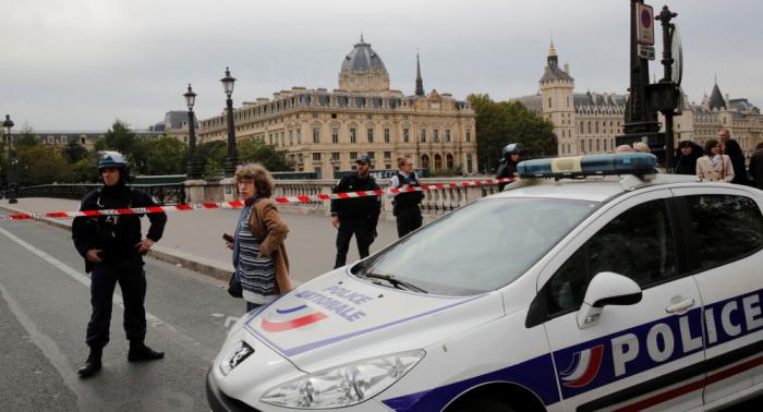 Arrestan a cinco personas del entorno del autor del ataque a Prefectura de París