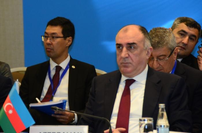 Karabach-Konflikt:  Elmar Mammadyarov dankt dem türkischen Rat für seine Unterstützung