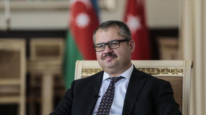 """El embajador azerbaiyano:   """"No existen problemas entre Azerbaiyán y Turquía"""""""