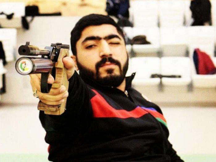 Kamran Zeynalov Paralimpiya Oyunlarına lisenziya qazanıb