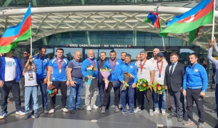 Cüdoçularımız dünya çempionatında 7 medal qazanıb