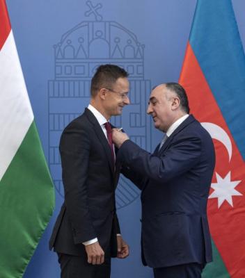 """Péter Szijjártó:   """"El comercio entre Hungría y los países del Consejo Turco se ha duplicado en los últimos diez años"""""""