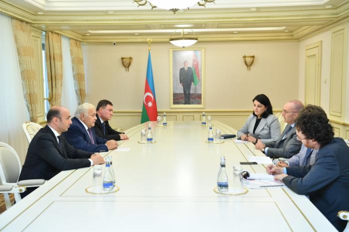 Relaciones entre Azerbaiyán e Italia tienen un carácter estratégico-  Ogtay Asadov
