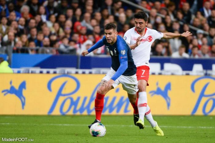 Euro 2020:  La France et la Turquie se neutralisent (1-1)