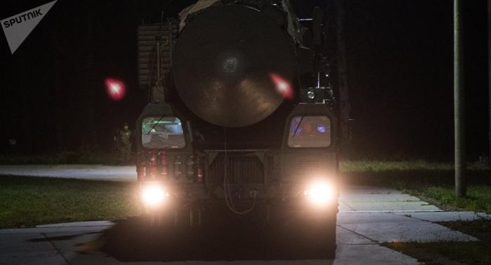 Arrancan en Rusia los ejercicios de las fuerzas nucleares estratégicas