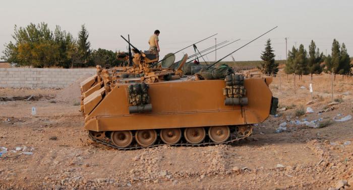 Chequia suspende las exportaciones de armas a Turquía por su ofensiva en Siria