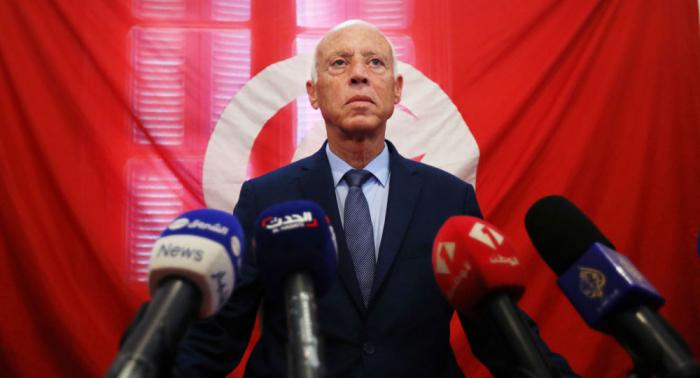 La Comisión Electoral confirma la victoria de Kais Saied en las presidenciales de Túnez