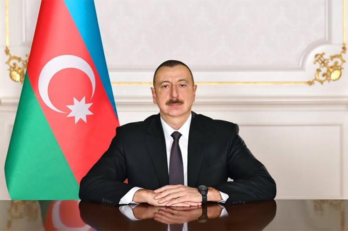 President Ilham Aliyev offers condolences to Japan's PM Abe