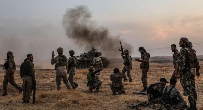 Erdogan afirma que Turquía continuará la ofensiva en Siria hasta lograr sus objetivos
