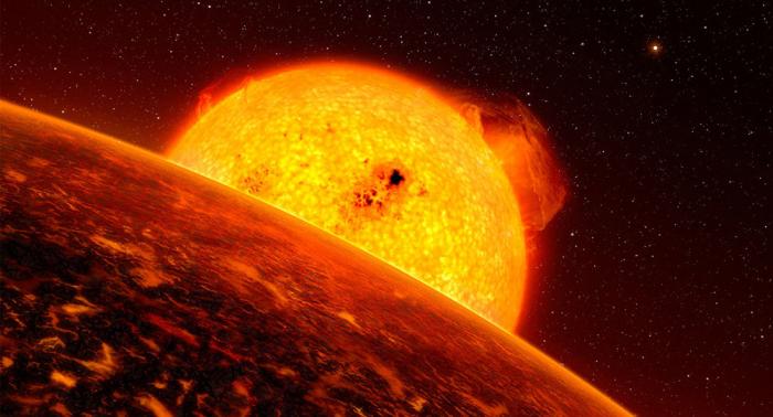 Deutsche können über Namen für Exoplaneten und Stern abstimmen