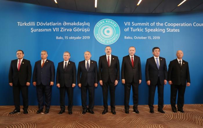 Le 7ème sommet du Conseil turc a pris fin à Bakou - Mise à jour