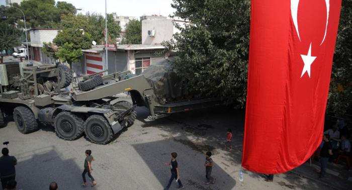 Turquía no detendrá su operación en Siria pese a las sanciones de EEUU