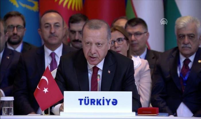 Op. Peace Spring clears 1000 sq km of terrorists so far - Erdogan
