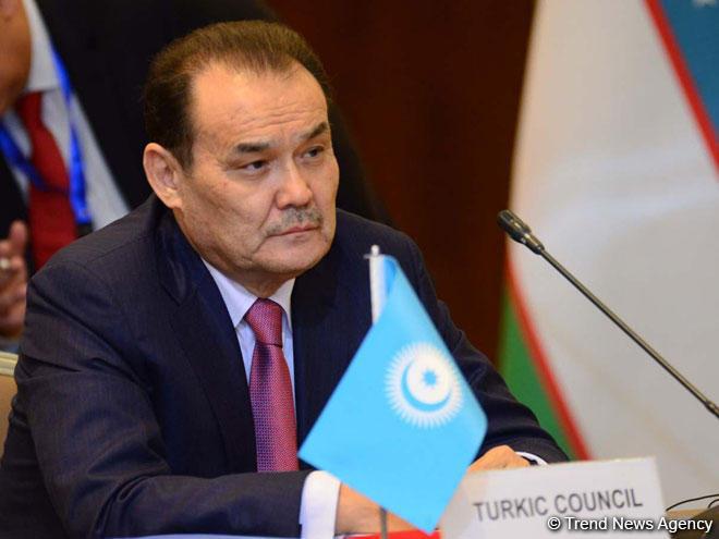 """Amreyev:   """"Los países turcos logran un gran éxito en los últimos tiempos"""""""