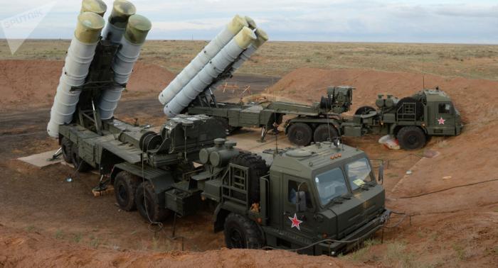 Turquía espera la fase final de entrega de los S-400 rusos antes del fin de año
