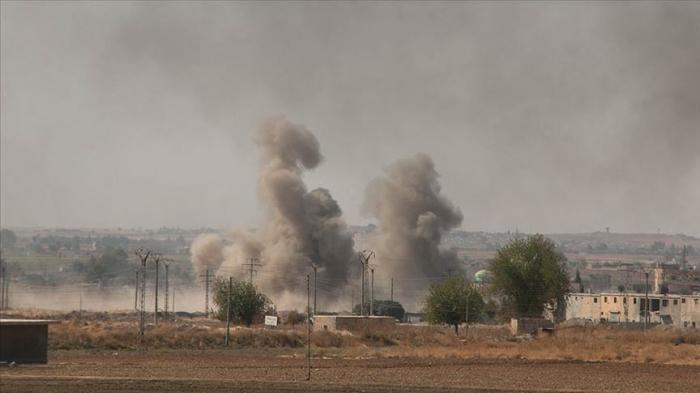 Turkey neutralizes 637 YPG/PKK terrorists in Syria
