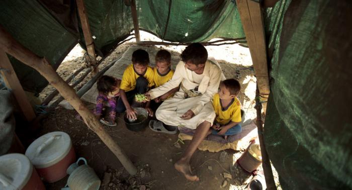 Uno de cada tres niños menores de 5 años padece malnutrición