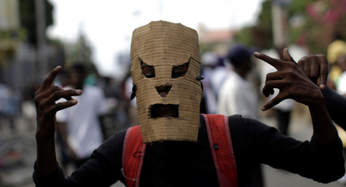 Oposición en Haití anuncia más protestas ante rechazo de presidente Moise a renunciar