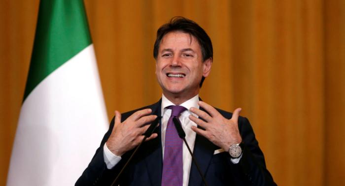 El primer ministro italiano insta a la UE a elaborar una posición dura hacia Turquía