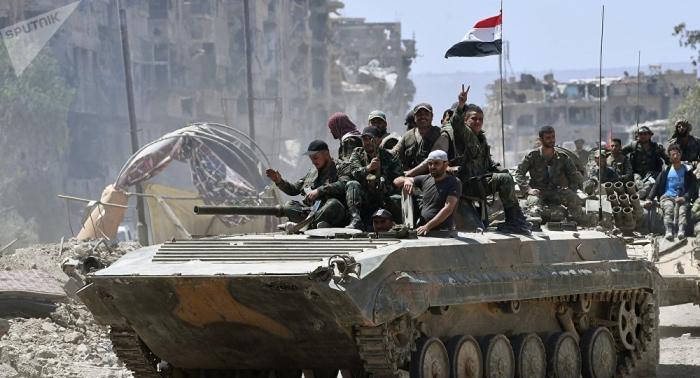El Ejército sirio entra en Al Raqa por primera vez en cinco años