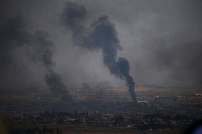 US jets destroy anti-ISIS coalition base in Syria after withdrawal, official says
