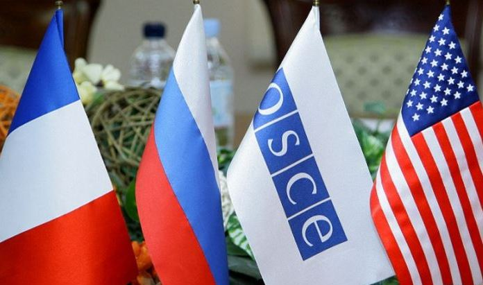 Copresidentes del Grupo de Minsk de la OSCE llegan a Azerbaiyán