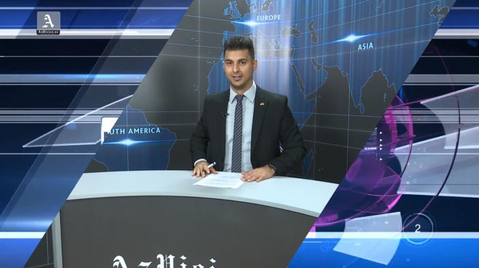 AzVision TV publica nueva edición de noticias en alemán para el 17 de octubre -  Video