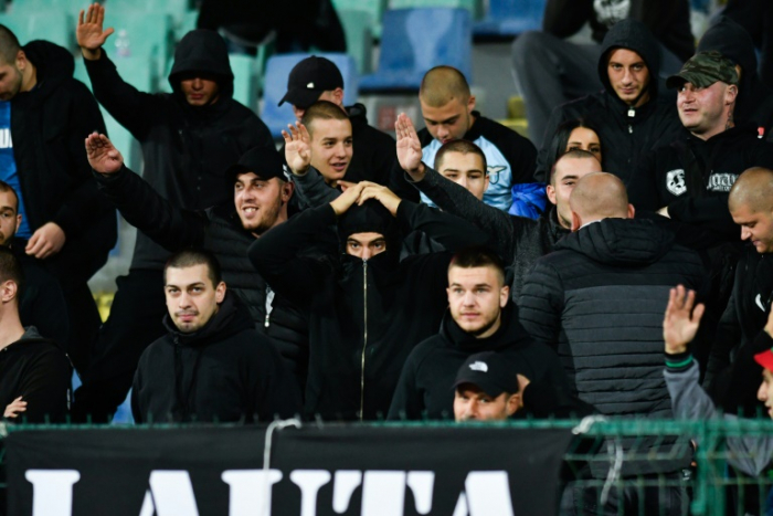 UEFA to hear racism charges against Bulgaria fans October 28