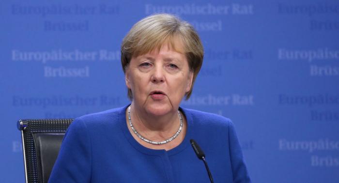 """Brexit-Einigung: Merkel spricht von der """"Quadratur des Kreises"""" – Johnson bangt"""